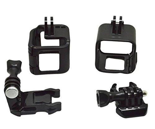 Goliton Case Cover Cornice laterale di plastica standard Mount Custodia per GOPRO HERO 4 Session/5 S