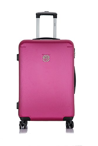 LES PETITES BOMBES Koffer, rosa (Pink) - BD-5875 -