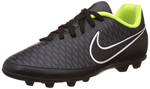 Nike Boy's Jr Magista Ola Fg-R Black,White,Volt Football Shoes - 3.5 UK/India (36 EU)(4Y US)  available at amazon for Rs.2447