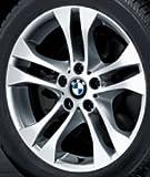 Original BMW Alufelge X3 E83 / LCI Doppelspeiche 205 in 18 Zoll