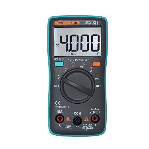 Weikeya Multimeter Tasche Digital Multi Tester Voltmeter Ammeter Ohmmeter AC/DC Spannungsstrom Transistor für Fabrik und andere soziale Felder -