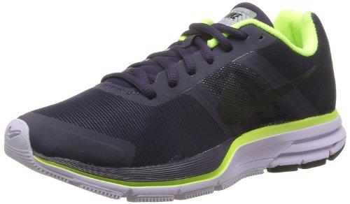 Nike Damen Scarpa W Air Pegasus+ 30 Shield Sneaker, Prpl Dynasty/BLK VLT FRST, 37.5 EU - 30 Nike Frauen Pegasus