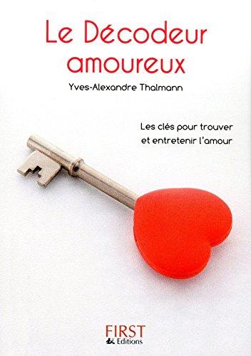 Petit livre de - Le Décodeur amoureux
