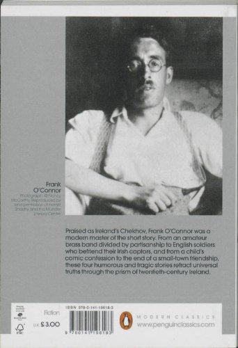 The Cornet-Player Who Betrayed Ireland (Penguin Mini Modern Classics)
