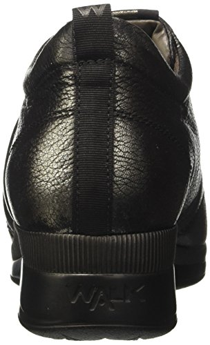 Melluso Damen R25200 Low-top Grigio (antracite)