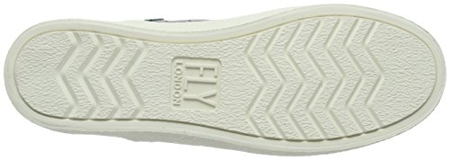 Fly London Bose836fly, Low Athletic Sneakers Sneakers Gris (gris 002)