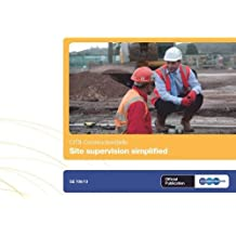 Amazon citb books site supervision simplified ge 70613 health safety and environment information fandeluxe Gallery