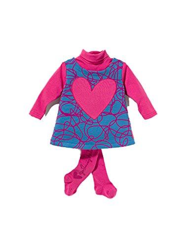 Agatha Ruiz de la Prada Baby Mädchen (0-24 Monate) Schlauch Kleid rosa 98 cm