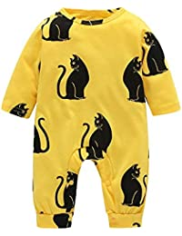 97ea66fc9f7d Amazon.co.uk  Yellow - Dungarees   Baby Boys 0-24m  Clothing