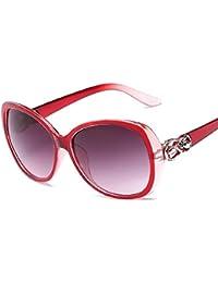 Axiba Gafas de Sol Moda Grande Marco Gafas de Sol Retro Europeos y Americanos Viento Gafas