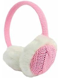 Butterme Kinder und Damen Ohrenschützer Winter Knited Fleece Earband Ohrenwärmer Ohrenschützer Warme outdoor für Damen Herren Kinder Mädchen Jungen