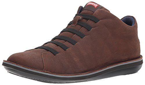 CAMPER Herren Beetle Sneaker Braun (Medium Brown 210)
