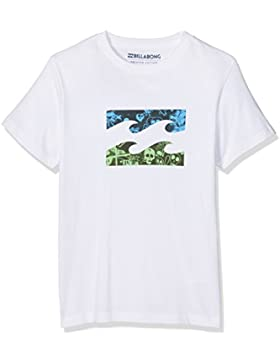 Billabong Jungen Team Wave Short Sleeve T-Shirt