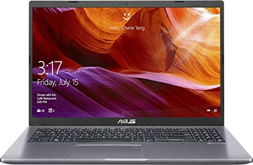ASUS (15,6 Zoll) Full-HD Notebook (Intel Pentium Gold 4417U 4-Thread CPU, 8GB DDR4, 256GB SSD M2, Intel HD 610, HDMI, Webcam, Bluetooth, USB 3.0, WLAN, Windows 10 Prof. 64 Bit) #6233