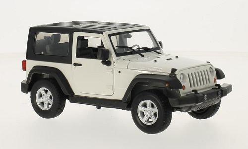 jeep-wrangler-2007-white-black-124-welly