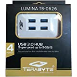 TERABYTE USB 3.0 4PORTS HIGH-SPEED USB HUB FOR DESKTOP AND LAPTOP