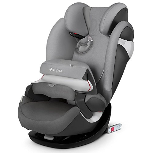 Cybex Siège Auto Isofix Groupe 1/2/3 Pallas M-Fix Manhattan Grey