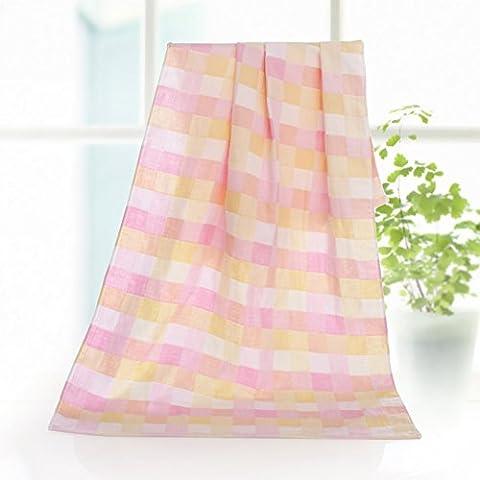 Coton doux, Stillshine - Cadeaux de douche de bébé Baignoires de bain avec crochet Serviettes réutilisables pour bébés néo-rénaux pour peaux sensibles (Style