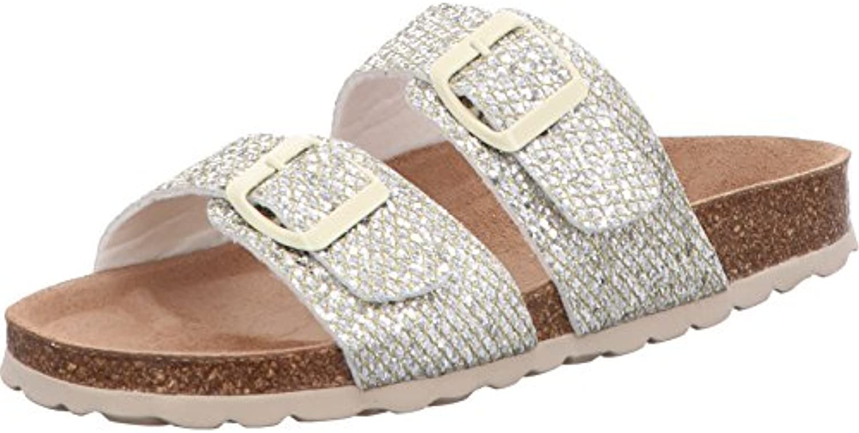 Gemini Damen Bio Pantolette 8242-87/998 Gold 2018 Letztes Modell  Mode Schuhe Billig Online-Verkauf