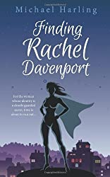 Finding Rachel Davenport by Michael Harling (2012-10-15)