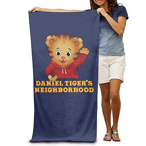 Magic ship daniel tiger's neighborhood adult cartoon beach or pool bath towel 31