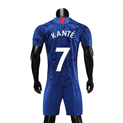 JXYA-Jersey Camiseta fútbol-N'Golo Kante-7 for Equipo