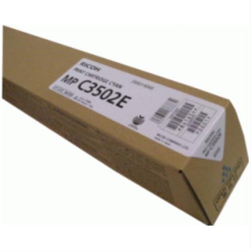 Preisvergleich Produktbild Ricoh MPC3002/MPC3502 AD Toner, cyan