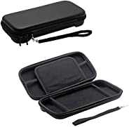 Shockproof Case Compatible with Nintendo Switch,Travel Carrying Case Bag with Carved soft Liner, Compatible wi
