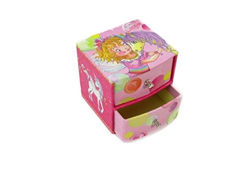 Kleinste Mini-Kommode für Prinzessinnen Prinzessin Lillifee (Kostüm Box)