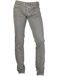 Gas - Jeans Gris Mitch - Homme