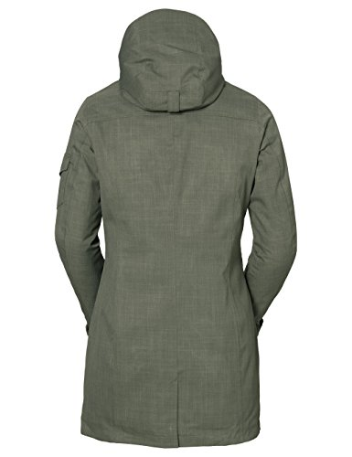 Vaude Yale VII Veste Femme Vert - vert sapin