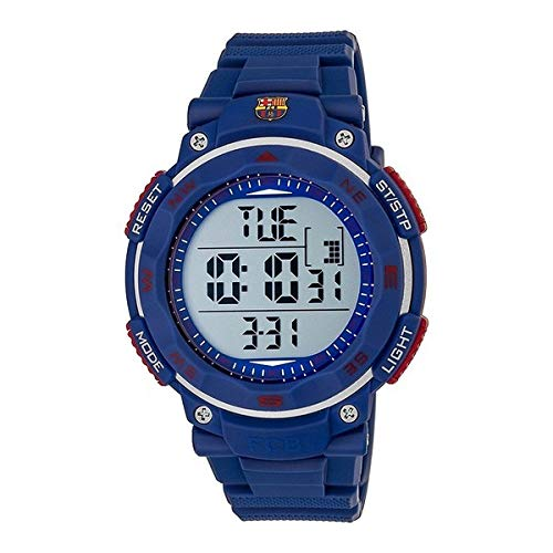 Radiant Reloj Hombre de Digital con Correa en Caucho BA02602 d51e492a053