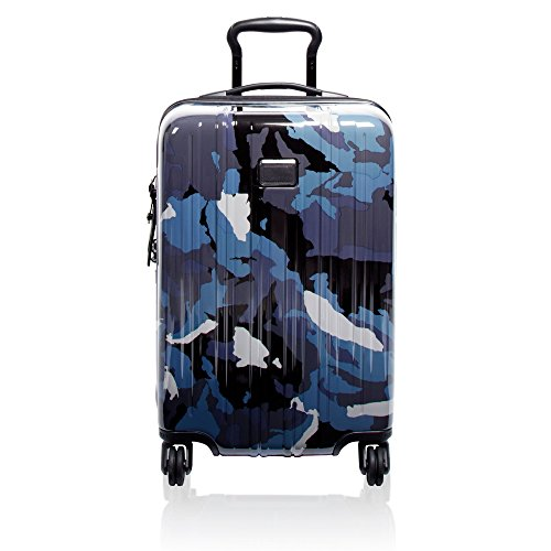 Tumi V3, Internationales Handgepäck, Erweiterbar, 56 cm, 36 L, Blue Camo, 0228060BCM (Handgepäck Tumi)