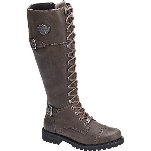 Harley Davidson Beechwood Boots Schwarz Stone