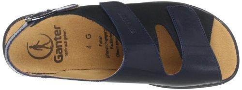Ganter 5-202511-30300, Sandales femme Bleu (Ocean/Ocean 3030)