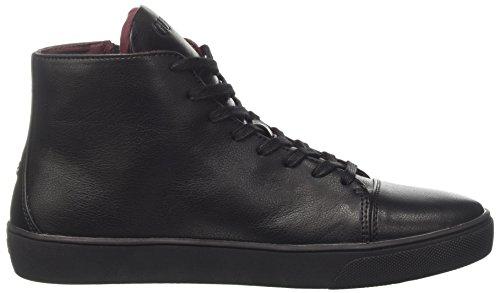 Guess Active Man, Black Men's High Neck Sneaker