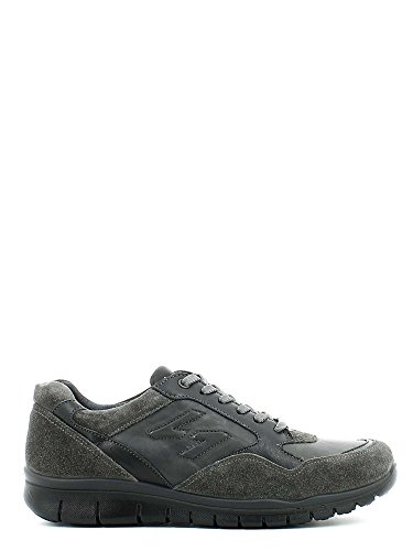 Igi&Co 4727 Chaussures lacets Man Gris