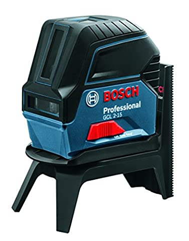 Bosch Professional 0601066E00 GCL 2-15 Laser (2 Linea)