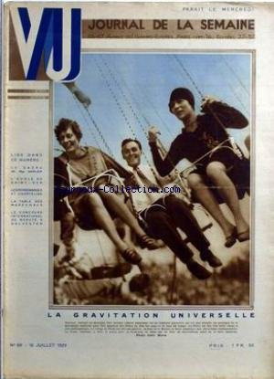 VU [No 69] du 10/07/1929