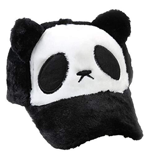Berretto da Baseball fantasia Panda cappellino bimbi