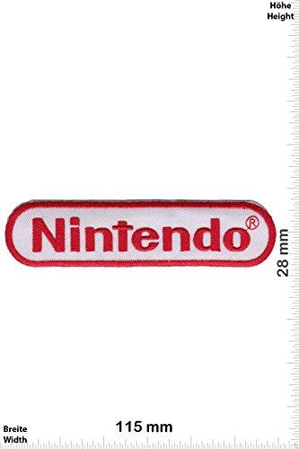Preisvergleich Produktbild Patch - Nintendo - Game - Game - Super Mario - Aufnäher - zum aufbügeln - Iron On