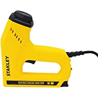 Stanley TRE550Z Heavy Duty Electric Staple/Nail Gun - Multi-Colour