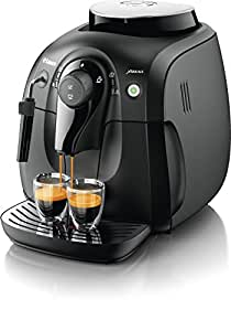 Saeco HD8645/01 Macchina Espresso Automatica, XSmall, Nero