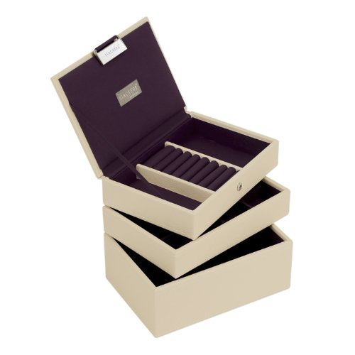 stackers-set-of-3-mini-size-cream-stacker-set-of-3-jewellery-box-with-purple-lining