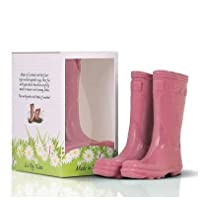 Scottish Fine Soaps Wellington Boot Soaps - Pink