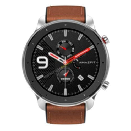 Amazfit GTR 47mm Smart Watch with All-Day Heart Rate and Activity Tracking, Ultra Long Battery Life