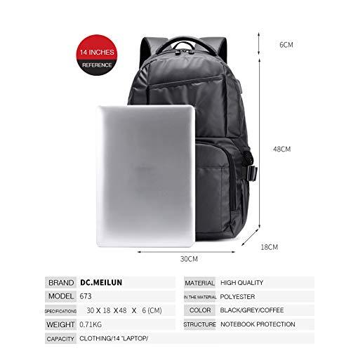 Zoom IMG-3 taozyy zaino per pc portatile