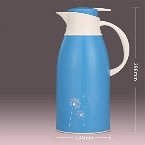 GAIHU Nutzung im Haushalt große Kapazität Thermoskanne Wasserkocher Isolierflasche europäischen Vakuum Flasche kleine Thermoskanne Thermoskanne thermische Kolben Wärmflasche - B 13,4 X5.5cm (5 x 2 - Kleinen Kolben Thermoskanne