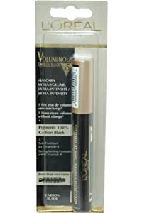 L'Oreal Voluminous X5 Extra Volume Mascara 8ml - Carbon Black