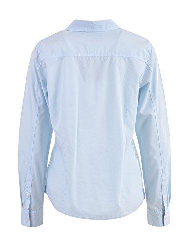 ARQUEONAUTAS Damen Regular Fit Bluse 200743 Blau